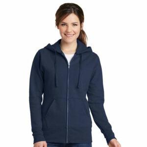 LPC78ZH-Port&Company-ladies-core-fleece-hoodie